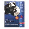 CD/DVD labels.