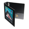 AVE68058 Framed View Binder With One Touch Locking EZD Rings, 1-1/2