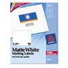 Avery® Print-to-the-Edge Mailing Labels | www.SelectOfficeProducts.com