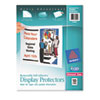 AVE74404 Top-Load Display Sheet Protectors, Letter, 10/Pack AVE 74404