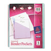 Avery Binder Pockets