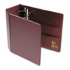 AVE79366 Heavy-Duty Vinyl EZD Reference Binder With Finger Hole, 5