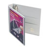 AVE79405 Nonstick Heavy-Duty EZD Reference View Binder, 1-1/2