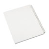 AVE82190 Allstate-Style Legal Side Tab Dividers, 25-Tab, 176-200, Letter, White, 25/Set AVE 82190