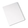 AVE82194 Allstate-Style Legal Side Tab Dividers, 25-Tab, 276-300, Letter, White, 25/Set AVE 82194
