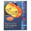 Avery® Full-Face CD Labels | www.SelectOfficeProducts.com