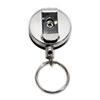 Advantus Heavy-Duty Steel Chain Retractable ID Card Reel