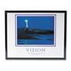 """Advantus """"Vision-Lighthouse"""" Framed Motivational Prints"""