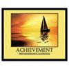 """Advantus """"Achievement"""" Framed Motivational Prints"""