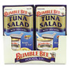 Bumble Bee Chicken and Tuna Salad With Crackers
