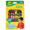 Crayola Beginnings Washable Triangular Crayons