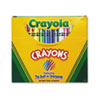 CYO52064D Classic Color Pack Crayons, Assorted 64/Box CYO 52064D