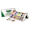 CYO523348 Classpack Crayons w/Markers, 8 Colors, 128 Each Crayons/Markers, 256/Box CYO 523348