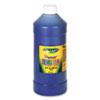 CYO541232042 Premier Tempera Paint, Blue, 32 oz CYO 541232042