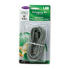 Category 5e, 10/100Base-T patch cable.