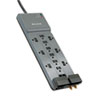 Surge protector that is UL and cUL Listed.