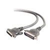 BLKF2A046A15 Parallel Printer Cable, DB25M/Centronics-36M Connectors, 15 ft. BLK F2A046A15