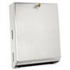 BOB262 Surface-Mounted Paper Towel Dispenser,10 3/4 x 4 x 14, Satin Stainless Steel BOB 262