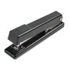BOSB515BK Economical Full Strip Stapler, 20-Sheet Capacity, Black BOS B515BK
