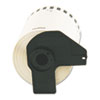 Brother Continuous Length Shipping Label Tape for QL-1050, 4in x 100ft Roll, White