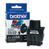 Brother LC41BK Ink, 500 Page-Yield, Black