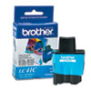 Brother LC41C Ink, 400 Page-Yield, Cyan