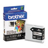 Brother LC51HYBK Innobella High-Yield Ink, 900 Page-Yield, Black
