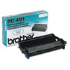 BRTPC401 PC401 Thermal Transfer Print Cartridge, Black BRT PC401