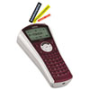 Brother PT-1090 Simply Stylish Home/Family Labeler, 2 Lines, 4-3/10w x 8-1/5d x 2-3/10