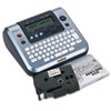 Brother PT-1280 Affordable Home-Office Labeler, 2 Lines, 6-7/25w x 5-47/50d x 2-9/25h