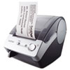 Brother QL-500 Affordable Label Printer, 50 Labels/Min, 5-7/10w x 6d x 7-4/5h