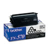 Brother TN570 High-Yield Toner, 6700 Page-Yield, Black