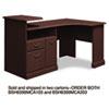 BSH6399MCA103 Expandable Corner Desk Solution (B/F/D) Box 1 of 2 Syndicate Mocha Cherry BSH 6399MCA103