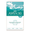 CAS054904 ASPEN 30% Recycled Office Paper, 92 Bright, 20lb, 8-1/2 x 14, 5000/Carton CAS 054904