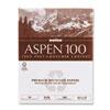 CAS054922 ASPEN 100% Recycled Office Paper, 92 Bright, 20lb, 8-1/2 x 11, White, 5000/Ctn CAS 054922