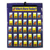 Carson-Dellosa Publishing Attendance/Multiuse Pocket Chart