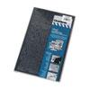 CHA01030 Press-On Vinyl Letters & Numbers, Self Adhesive, Black, 1