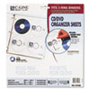 C-Line Deluxe CD Ring Binder Storage Pages