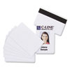 C-Line PVC ID Badge Card