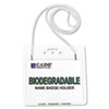 C-Line Biodegradable Name Badge Holder Kits