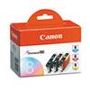 OEM ink for Canon® PIXMA iP3300, iP3500, iP4200, iP4300, iP4500, iP5200, iP5200R, iP6600D. iP6700D, MP500, MP510, MP520, MP530, MP610, MP530, MP600, MP800, MP800R, MP810, MP830, MP850, MP950, MP960, MP970, MX700, Pro9000, Pro9000MKII.