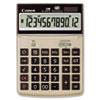 CNM1072B008 TS1200TG Desktop Calculator, 12-Digit LCD CNM 1072B008