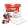 Canon 4479A292 Ink Tank & Photo Paper Combo Pack, 50 Glossy 4 x 6 Sheets
