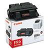 CNMFX6 FX6 (FX-6) Toner, 5000 Page-Yield, Black CNM FX6