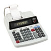 Canon MP41DHII Two-Color Printing Calculator, 14-Digit GLOview LCD, Black/Red
