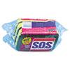 S.O.S Heavy-Duty Scrubber Sponge