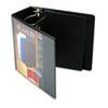 CRD10901 ClearVue Premium Slant-D Vinyl Presentation Binder, 5