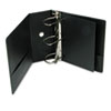 CRD17951 Vinyl ClearVue XtraValue Slant-D Ring Presentation Binder, 5