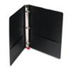 CRD18812 EasyOpen Locking Round Ring Binder, 11 x 8-1/2, 1