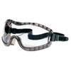 CRW2310AF Stryker Safety Goggles, Chemical Protection, Black Frame CRW 2310AF